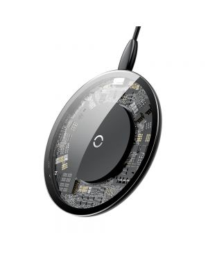 Brezžični polnilec Baseus wireless charger Simple crystal