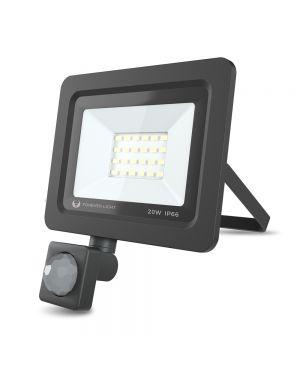 Led reflektor PROXIM II 20W, 6000K, IP66, senzor, Forever Light