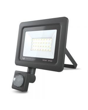 LED reflektor PROXIM II 30W, 4500K| PIR IP66 Forever Light