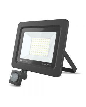 LED reflektor PROXIM II 50W |4500K| PIR IP66 Forever Light