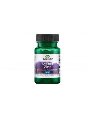 Cink 90 kapsul - Chelated Zinc - patentirana oblika cinka glicinata