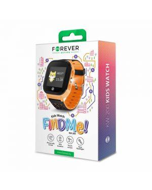 Otroška pametna GPS ura KW-200 ORANŽNA