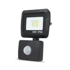 LED reflektor SMD PROXIM 10W 4500K PIR