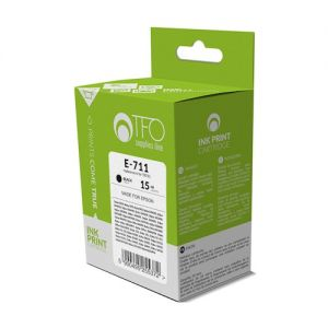 Epson kartuša T0711 - Ink TFO E-711 (T0711) 14.0ml - kompatibilna