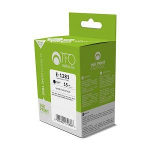 Epson kartuša T1281 - Ink TFO E-1281 (T1281, Bk) 14ml - kompatibilna