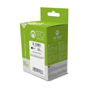 Kartuša Epson  T1281 Bk - kompatibilna