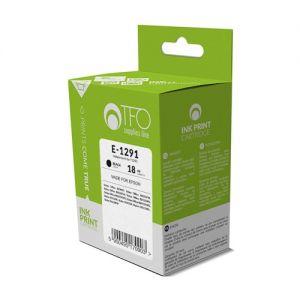 Kartuša Epson T1291, Bk -  Tusz E-1291 (T1291, Bk) TFO 18ml - kompatibilna