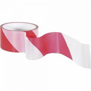 Označevalni trakovi - trak za označevanje trase 200m, rdeč/bel