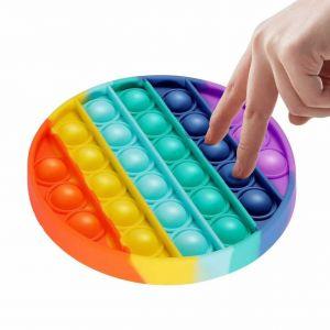 Push bubble fidget - mehurčki za pokanje - zabavna in antistresna igrača ( 1 oblika)
