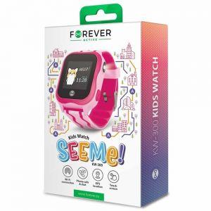 Otroška pametna GPS ura KW-300 ROZA